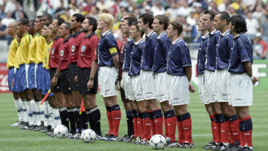 France '98: The last time these two sides met Scotland lost 2-1