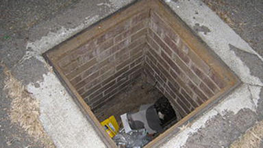 Drain cover: 51 stolen over 24 hours
