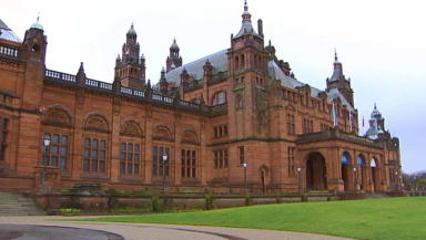 Kelvingrove: The venue will screen the films in the venue which has over 8000 objects.