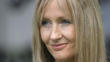 JK Rowling: Critical of Conservative policies on single parents