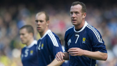 Scotland's defeat to Brazil contributed in part to a drop of 16 places in the latest FIFA world rankings.