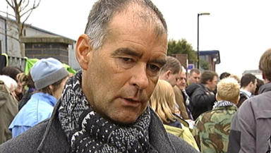 Tommy Sheridan: Will contest the Glasgow South West seat for TUSC.