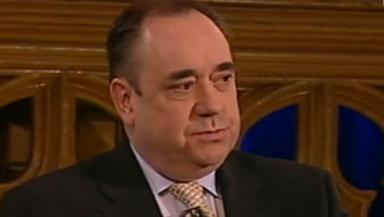 Alex Salmond: Changes needed to taxes, benefits