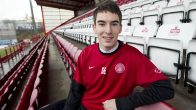 Grant Evans will leave the club after eight long years with the Accies.