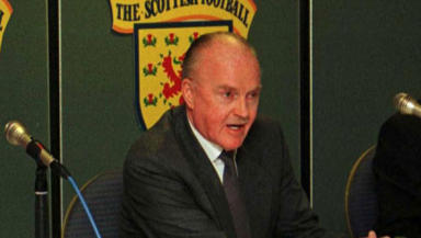 Ernie Walker was secretary of Scottish Football Association between 1974 and 1990.