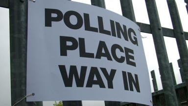 Voting: One in three young voters not registered.