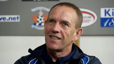 Kenny Shiels has been handed the manager's job on a permanent basis.