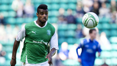 Ricardo Vaz Te did not do enough to earn a long term deal at Easter Road.