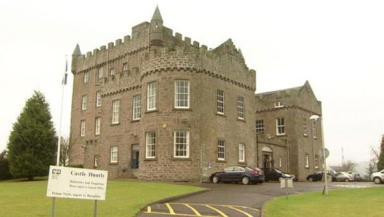 Jail: Castle Huntly.