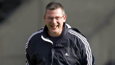Craig Levein will still be hoping to lead his players and the Tartan Army to Brazil.