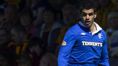 Salim Kerkar will be given another season to prove his worth to Rangers, having played once in the 2010/11 campaign.