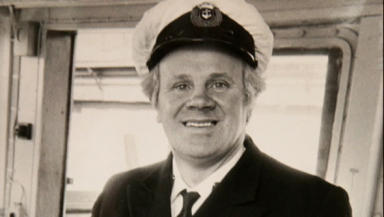 Eric Harcus: Was captaining aid ship in fresh Gaza bid.