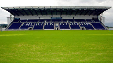 Falkirk are now in the Scottish First Division and suffered a dip in takeover shortly before their relegation.
