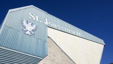 St Johnstone have reduced their net debt, but have increased their wages since entering the SPL