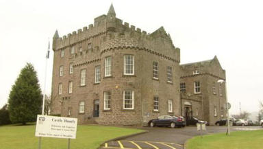 Man hunt after another offender absconds from Castle Huntly open prison