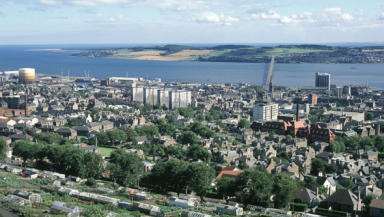 Dundee University voted best European place to work in academia