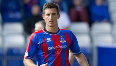 Inverness Caledonian Thistle's Thomas Piermayr is currently the SPL player with the most yellow cards.