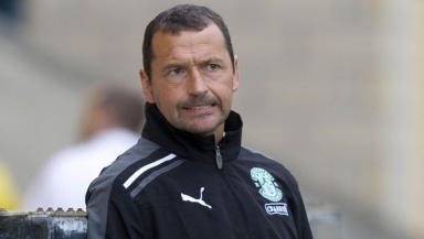 Colin Calderwood says his team are leaving themselves too open to losing goals