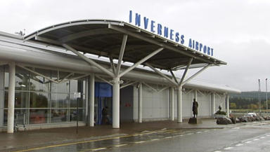 Inverness Airport: Strike took place in the summer.