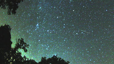Perseid meteor: Shower should be visible on Thursday.