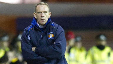 Kenny Shiels has taken Kilmarnock to within one game of this season's Scottish Communities League Cup final.