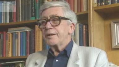 Edwin Morgan: Died aged 90