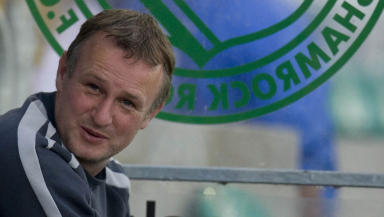O'Neill: The 48-year-old took Northern Ireland to Euro 2016.