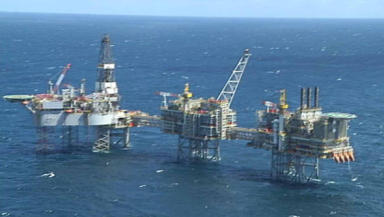 Offshore: Workers vote to strike.
