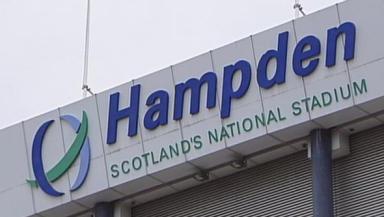 Hampden: National stadium to host cup final this weekend.
