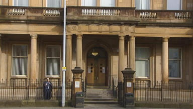 Paisley Sheriff Court: Dick was handed a five-year ban.