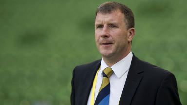 SFA chief executive Stewart Regan.