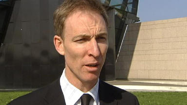 Jim Murphy: hoping to be in the shadow cabinet after serving as Scottish Secretary