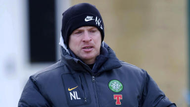 Neil Lennon: Celtic hit out after alleged incident.