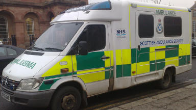Reaction times: Ambulance time responses to heart attack patients has fallen.