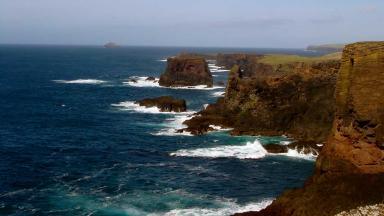 Shetland: 'Utterly mesmerising'