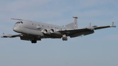 Nimrod MRA4 never to fly again