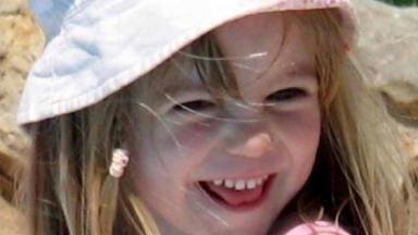 Missing: Madeleine McCann