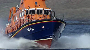 Lifeboat: sent by Coastguard