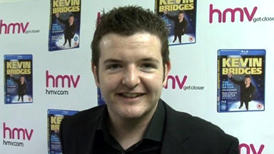 Comedian: Kevin Bridges