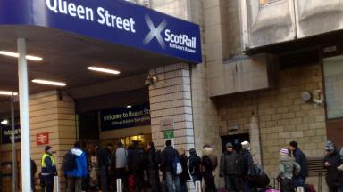 Queen Street: Queuing systems will be in place (file pic).