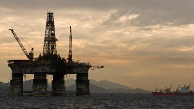 Oil: Investment rising for third year running.