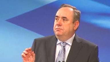 "Salmond: ""I know where I stand."""