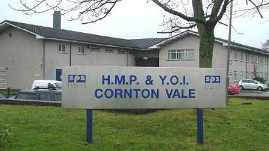 Cornton Vale: More women now sent to prison.