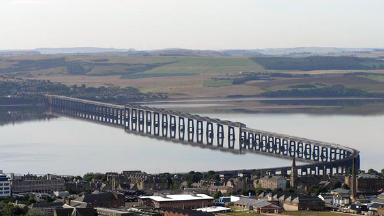 Tay Bridge: Mr Mitchell's grave will be marked on Wednesday.