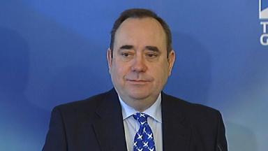 Salmond: Winner of TV debate.