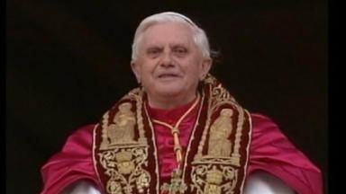Pope Benedict XVI: The Vatican announced that Abbot Hugh Gilbert will succeed Bishop Peter Moran.