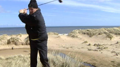 Donald Trump: Golf development in Aberdeenshire underway