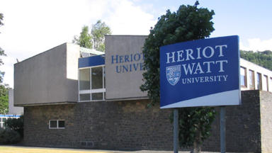 Heriot Watt: Student has £100,000 seized by Crown.