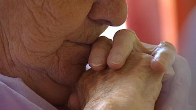 Funding: The commitment aims to support isolated older people (file pic).
