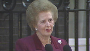 Margaret Thatcher: More than 200 lots being auctioned off.